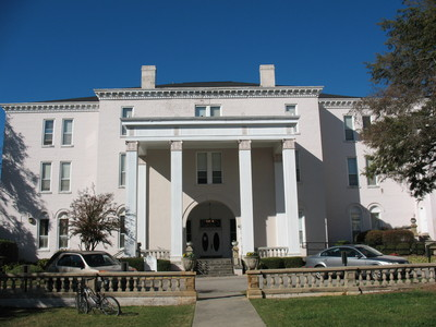 Brenau University Yonah Hall By George Lansing Taylor Jr