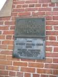 First United Methodist Church Cornerstone Monticello, FL
