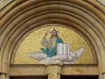 Church of Holy Cross Mural, St. Leo Abbey, FL
