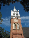 First United Methodist Church Steeple 2 Monticello, FL