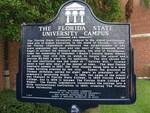 FSU Campus Marker, Tallahassee, FL