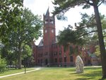 Gettysburg College Glatfelter Hall 3