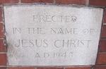 Murray Hill Baptist Church Cornerstone 1 Jacksonville, FL