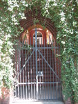 Little Sisters of the Poor Convent Gate Savannah, GA