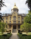 Notre Dame Main Building # 4