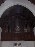 Penney Memorial Church Interior 2 Penney Farms, FL