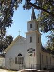St. Paul's Episcopal Church Waldo, FL