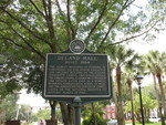 Stetson Deland Hall Marker, Deland, FL
