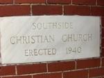 Southside Christian Church (Disciples of Christ) Cornerstone Jacksonville, FL