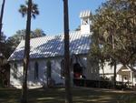 St. George Episcopal Church 1, Fort George Island, FL