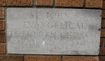 St. Johns Lutheran Church Cornerstone, Jacksonville, FL