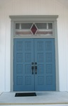 Former St. Joseph Catholic Church Door, Palm Bay, FL