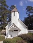 St. Mark's Episcopal Church 3, Woodbine, GA