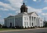 Appling County Courthouse 1, Baxley, GA