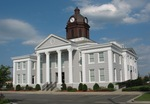 Appling County Courthouse 3, Baxley, GA