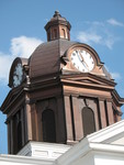 Appling County Courthouse Clock Tower, Baxley, GA