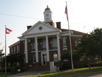 Bacon County Courthouse 1, Alma, GA