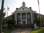 Bacon County Courthouse 2, Alma, GA