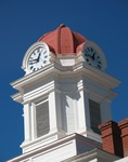 Former Baker County Courthouse Tower 2, Macclenny, FL by George Lansing Taylor Jr.