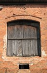 Abandoned Warehouse Door, Cairo, GA