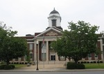 Bleckley County Courthouse 3, Cochran, GA by George Lansing Taylor Jr.
