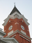 Bulloch County Courthouse Clock Tower, Statesboro, GA