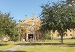 Former Camden County Courthouse 1, Woodbine, GA