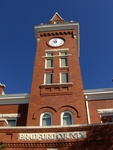 Former Bradford County Courthouse Clock Tower, Starke, FL