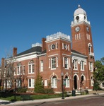 Decatur County Courthouse 1, Bainbridge, GA