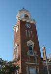 Decatur County Courthouse Clock Tower, Bainbridge, GA by George Lansing Taylor Jr.