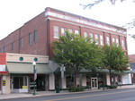 C.W. Brantley Building, Dublin, GA