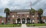 Gilchrist County Courthouse 1, Trenton, FL