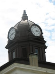 Irwin County Courthouse Clock Tower, Ocilla, GA by George Lansing Taylor Jr.