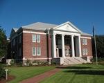 Jasper County Courthouse 2, Ridgeland, SC by George Lansing Taylor Jr.