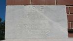 Jasper County Courthouse Cornerstone 1, Ridgeland, SC by George Lansing Taylor Jr.