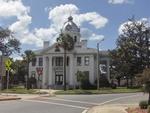 Jefferson County Courthouse 1, Monticello, FL