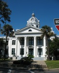 Jefferson County Courthouse 3, Monticello, FL