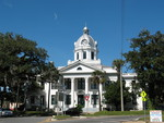 Jefferson County Courthouse 4, Monticello, FL