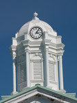 Liberty County Courthouse Clock Tower, Hinesville, GA
