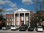 Long County Courthouse 1, Ludowici, GA