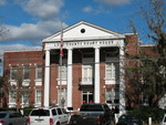 Long County Courthouse 2, Ludowici, GA