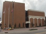 Macon County Courthouse, Franklin, NC