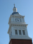 Nassau County Courthouse Clock Tower 1, Fernandina Beach, FL