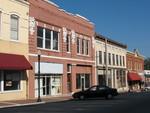 Commercial Block, Elberton, GA