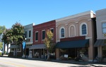 Commercial Block, Greensboro, GA