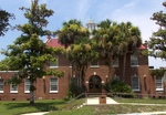 Former Levy County Courthouse 1, Bronson, FL
