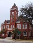 Former Bradford County Courthouse 1, Starke, FL