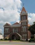 Burke County Courthouse 1, Waynesboro, GA