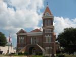 Burke Couinty Courthouse 2, Waynesboro, GA