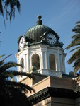 Former Glynn County Courthouse Clock Tower, Brunswick, GA by George Lansing Taylor Jr.